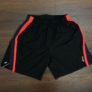 5 FOR $35 ASICS Men's Shorts Sz M